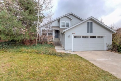 982 Thames Street, Highlands Ranch, CO 80126 - #: 7004205