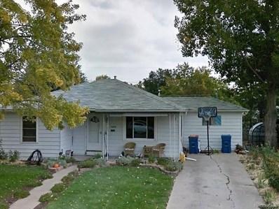 2454 Otis Street, Edgewater, CO 80214 - MLS#: 7009930