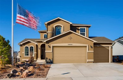 17970 Gypsum Canyon Court, Monument, CO 80831 - #: 7010758