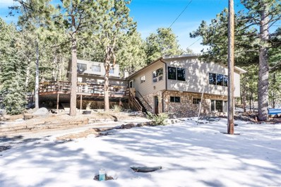 6270 Kinney Creek Road, Evergreen, CO 80439 - #: 7012814