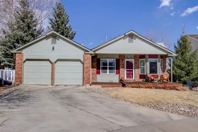 430 Ocelot Drive, Colorado Springs, CO 80919 - MLS#: 7015545