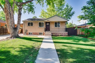 2235 W Ford Place, Denver, CO 80223 - #: 7016290