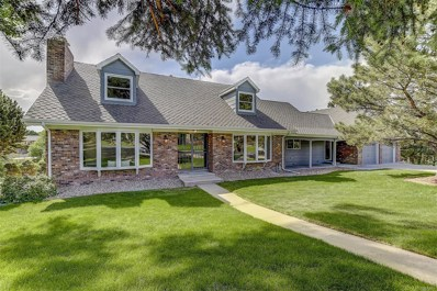 6393 Mountain View Drive, Parker, CO 80134 - MLS#: 7017813