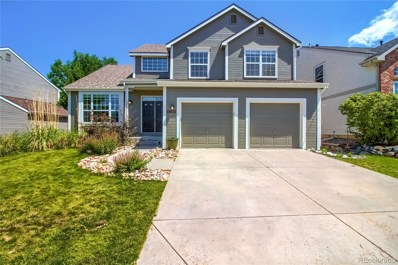 10036 Hughes Place, Highlands Ranch, CO 80126 - #: 7023017
