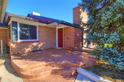 5440 Everett Court, Arvada, CO 80002 - #: 7024301