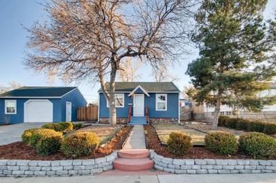 1332 W Virginia Avenue, Denver, CO 80223 - MLS#: 7024955