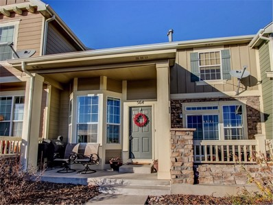 564 Hanging Rock Place, Castle Rock, CO 80108 - MLS#: 7026367