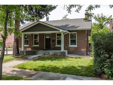1525 Dahlia Street, Denver, CO 80220 - MLS#: 7029404