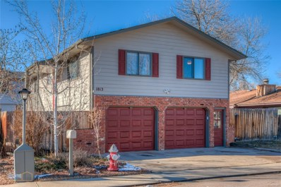 1813 Lincoln Drive, Longmont, CO 80501 - MLS#: 7031869