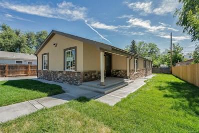 1180 Roslyn Street, Denver, CO 80220 - #: 7046387