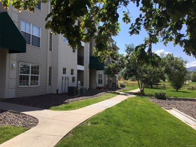 12348 W Dorado Place UNIT 104, Littleton, CO 80127 - MLS#: 7057085