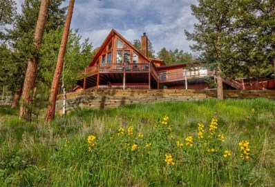 140 Pine Hollow Road, Bailey, CO 80421 - #: 7057106