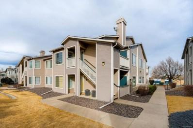 8334 Pebble Creek Way UNIT 203, Highlands Ranch, CO 80126 - MLS#: 7059686