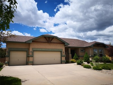 3631 Oak Meadow Drive, Colorado Springs, CO 80920 - MLS#: 7059907