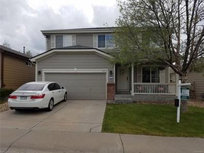 6617 Fonder Drive, Parker, CO 80134 - MLS#: 7060251