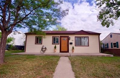 1351 W Center Avenue, Denver, CO 80223 - #: 7060909