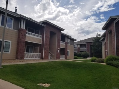8481 W Union Avenue UNIT 103, Denver, CO 80123 - #: 7063725