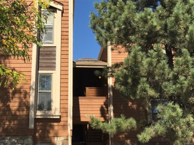 4294 S Salida Way UNIT 6, Aurora, CO 80013 - MLS#: 7066687
