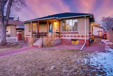 4320 Quivas Street, Denver, CO 80211 - #: 7080635
