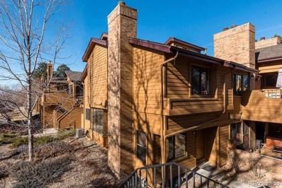9400 E Iliff Avenue UNIT 103, Denver, CO 80231 - MLS#: 7086934