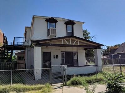 3754 N Gilpin Street, Denver, CO 80205 - MLS#: 7091262