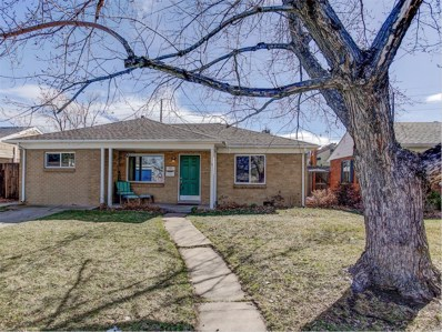 1260 S Harrison Street, Denver, CO 80210 - MLS#: 7094793