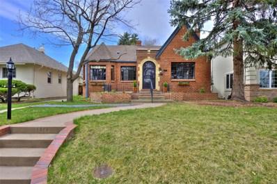 1375 Birch Street, Denver, CO 80220 - MLS#: 7097398