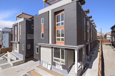 2625 W 25th Avenue UNIT 2, Denver, CO 80211 - MLS#: 7098249
