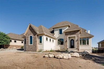 1281 Buffalo Ridge Road, Castle Pines, CO 80108 - #: 7099390