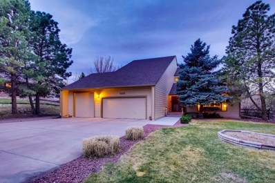 6485 Mountain Manor Court, Parker, CO 80134 - MLS#: 7099439