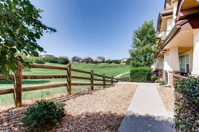 1438 Royal Troon Drive, Castle Rock, CO 80104 - MLS#: 7100184