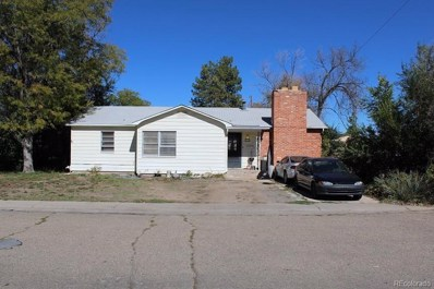 1341 Strong Street, Brighton, CO 80601 - MLS#: 7100400