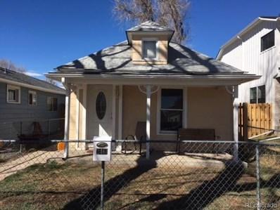 2461 Depew Street, Edgewater, CO 80214 - MLS#: 7100796
