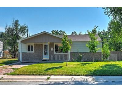 1170 S Vrain Street, Denver, CO 80219 - MLS#: 7102330