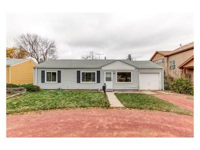 3045 S Ash Street, Denver, CO 80222 - #: 7104332