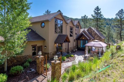 15541 S Elk Creek Road, Pine, CO 80470 - #: 7105888