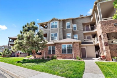 12768 Ironstone Way UNIT 101, Parker, CO 80134 - MLS#: 7107353