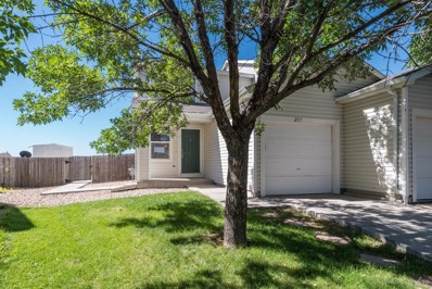 257 Ponderosa Place, Fort Lupton, CO 80621 - MLS#: 7108563