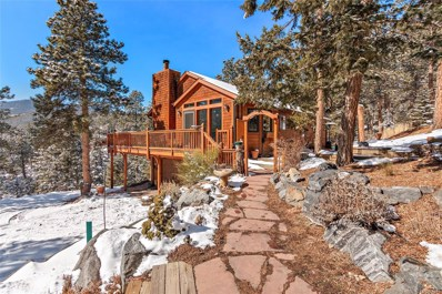 7324 Blue Spruce Lane, Evergreen, CO 80439 - #: 7117085