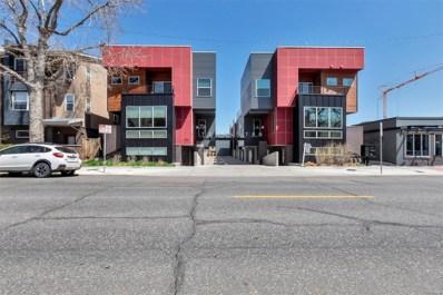 3334 Tejon Street UNIT 5, Denver, CO 80211 - #: 7122060
