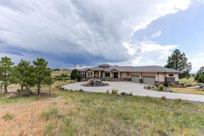 10375 Rancho Montecito Drive, Parker, CO 80138 - MLS#: 7124596
