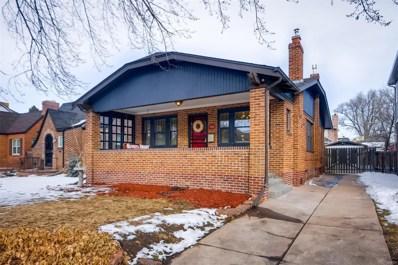 1186 S Elizabeth Street, Denver, CO 80210 - #: 7127153