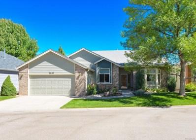1537 Front Nine Drive, Fort Collins, CO 80525 - MLS#: 7134760