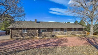4316 Ridgecrest Drive, Colorado Springs, CO 80918 - MLS#: 7138370