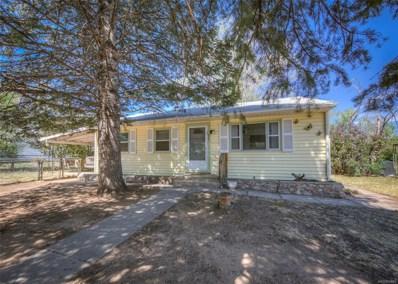 610 Lynn Avenue, Colorado Springs, CO 80905 - MLS#: 7138908
