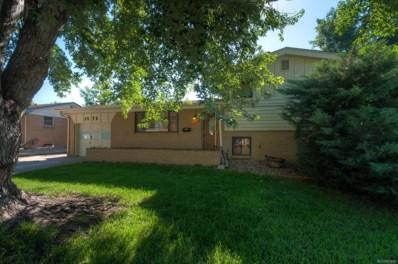 1472 S Balsam Street, Lakewood, CO 80232 - MLS#: 7139167
