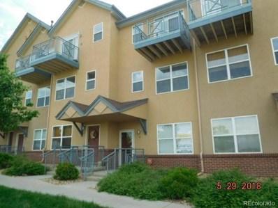 621 S Fairplay Street UNIT D, Aurora, CO 80012 - MLS#: 7141090