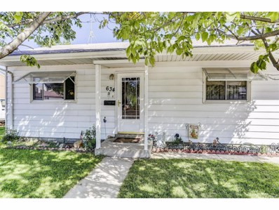 634 S 1st Avenue, Brighton, CO 80601 - MLS#: 7142746