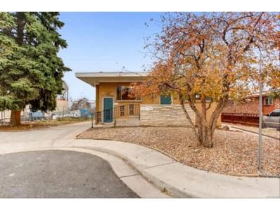 5595 S Sherman Circle, Littleton, CO 80121 - MLS#: 7144996