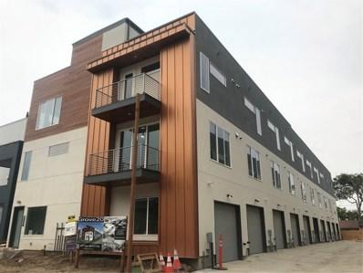 1822 Grove Street UNIT 104, Denver, CO 80204 - MLS#: 7145645